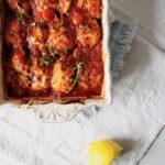 Kapsa-lihapallid tomatikastmes